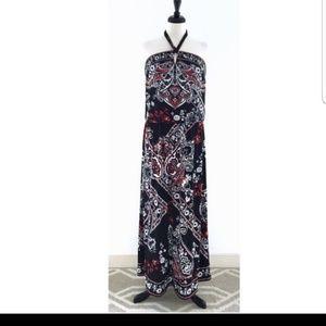 White House Black Market Maxi Dress